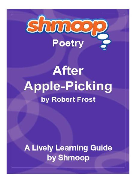 Shmoop - Shmoop Poetry Guide: Acquainted with the Night