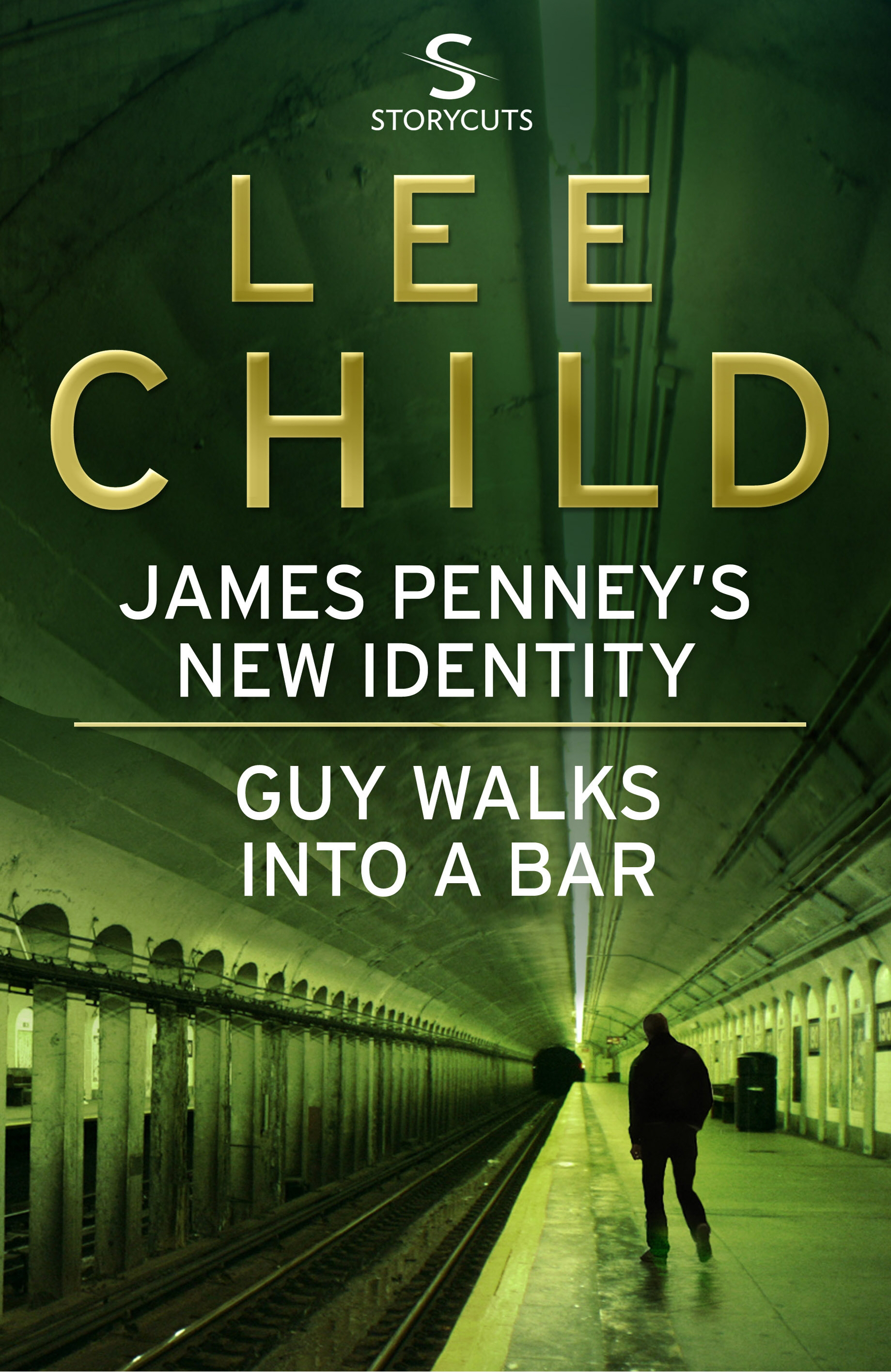 James Penney's New Identity/Guy Walks Into a Bar (Storycuts)