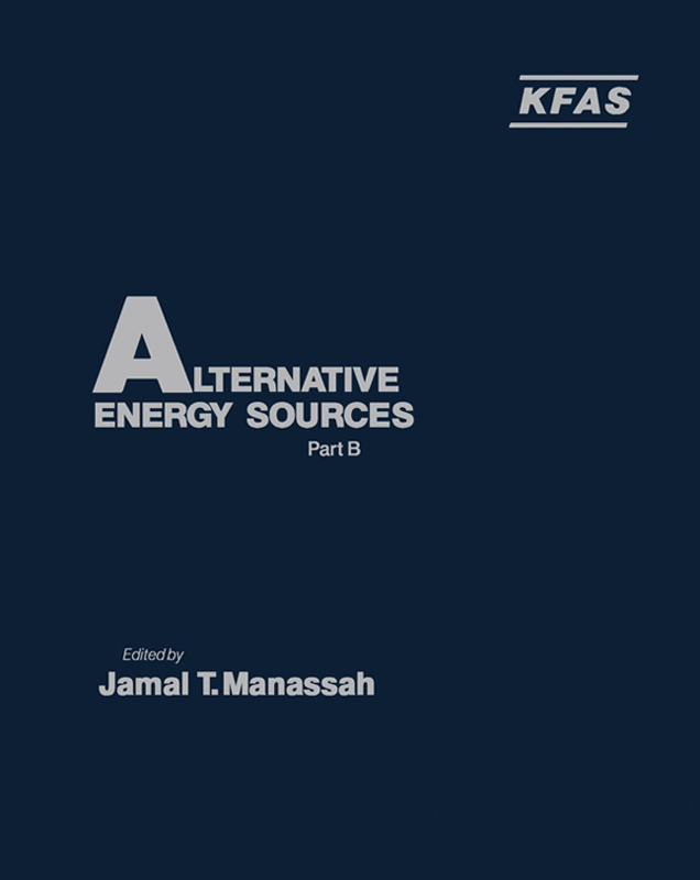 Alternative Energy Sources Kuwait Foundation for the Advancement of Sciences