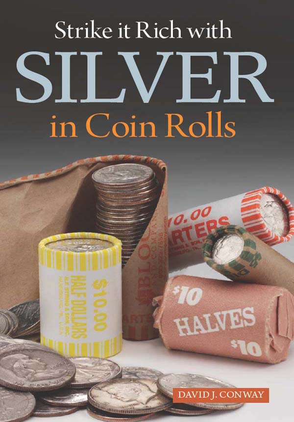 Strike it Rich with Silver in Coin Rolls