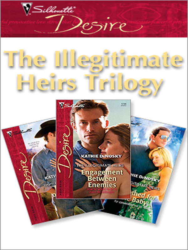 The Illegitimate Heirs Trilogy