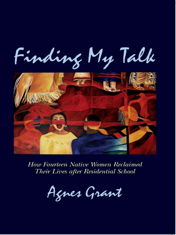 Finding My Talk By: Agnes Grant