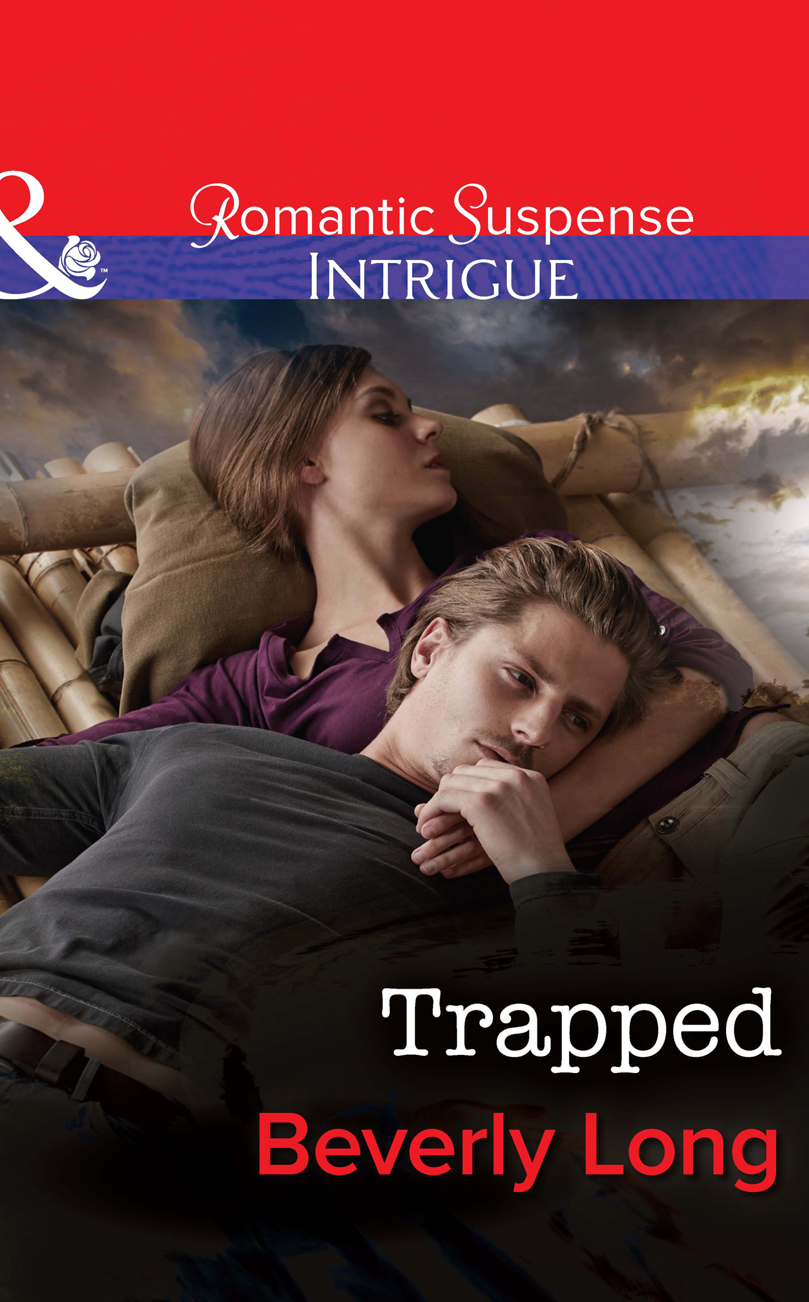 Trapped (Mills & Boon Intrigue) (The Men from Crow Hollow - Book 3)