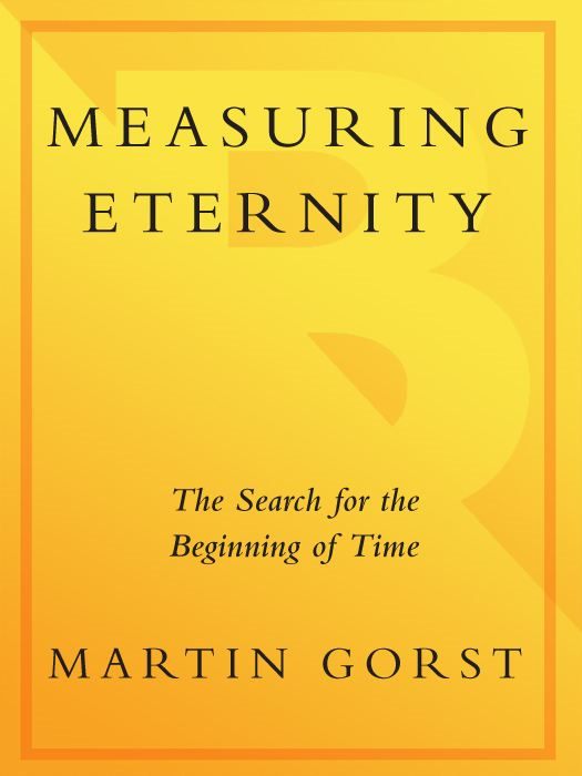 Measuring Eternity By: Martin Gorst