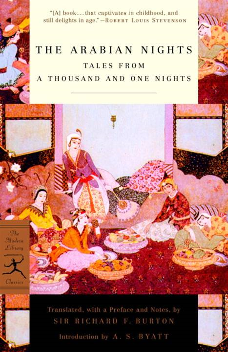 The Arabian Nights By: