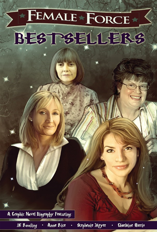 Female Force: Bestsellers