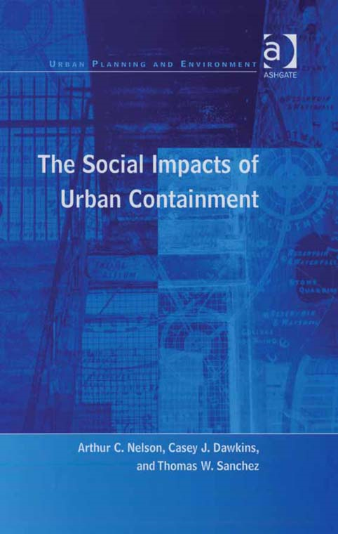 The Social Impacts of Urban Containment
