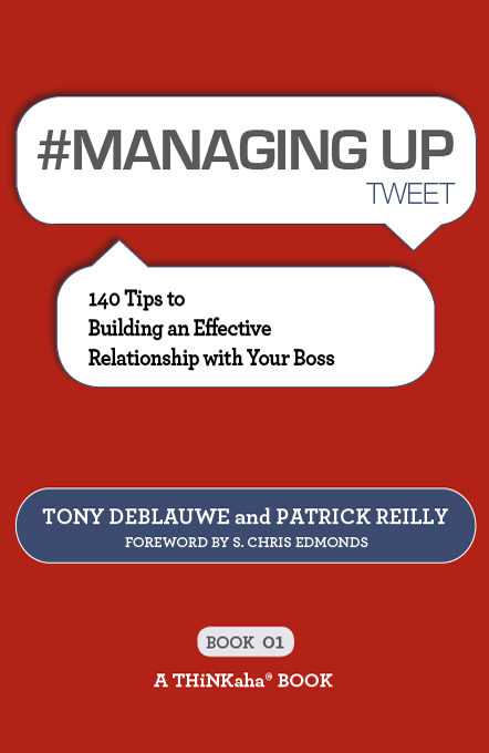 #MANAGING UP twet eBook01