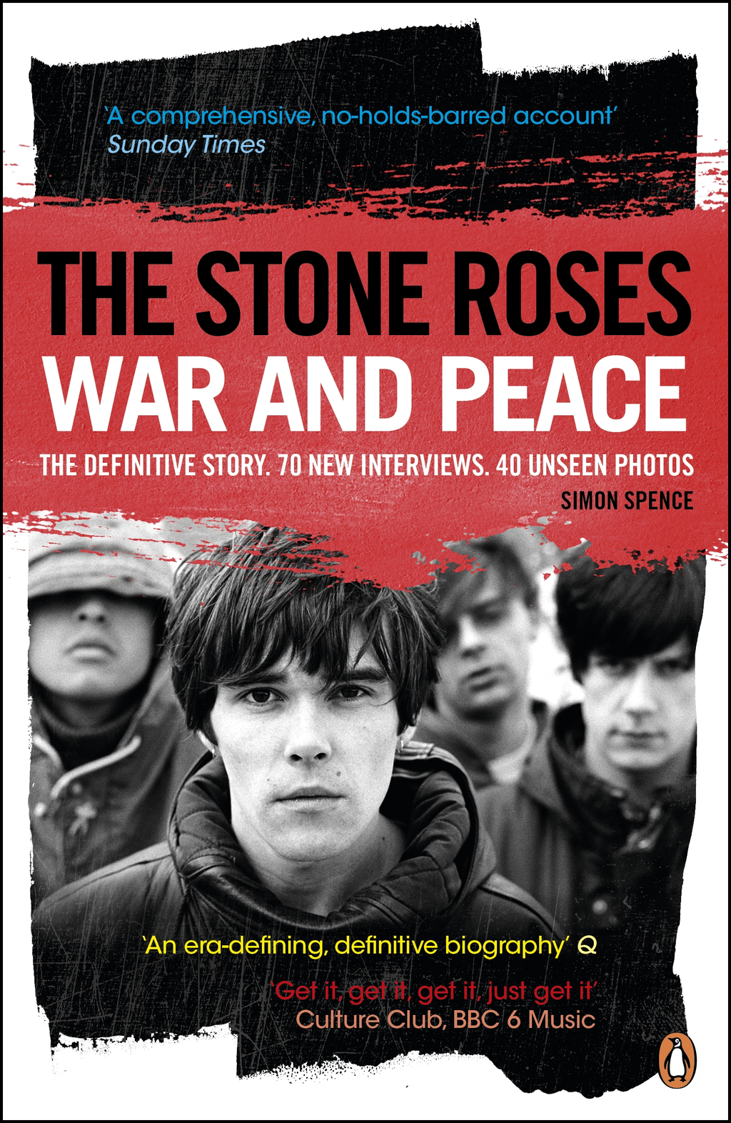 The Stone Roses War and Peace