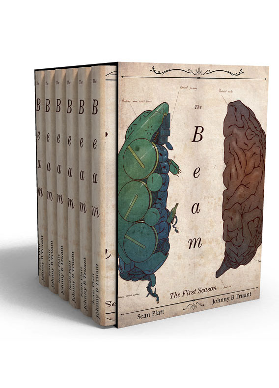 The Beam: The Complete First Season Collection (Books 1-6) By: Johnny B. Truant,Sean Platt
