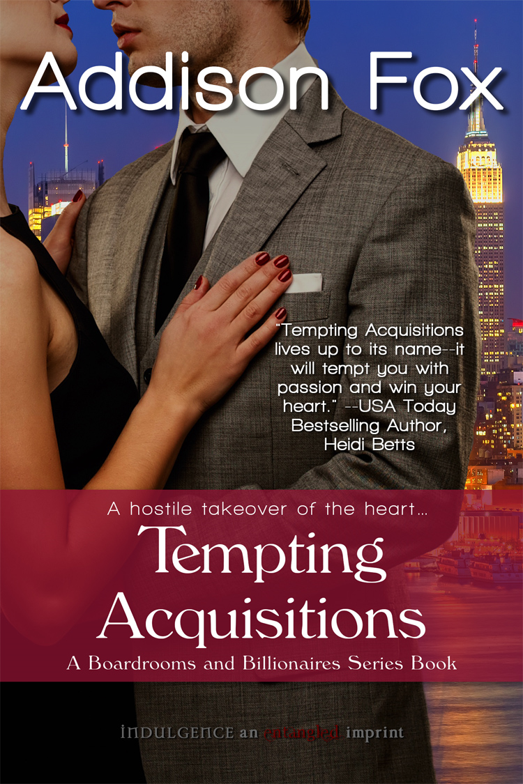 Tempting Acquisitions By: Addison Fox