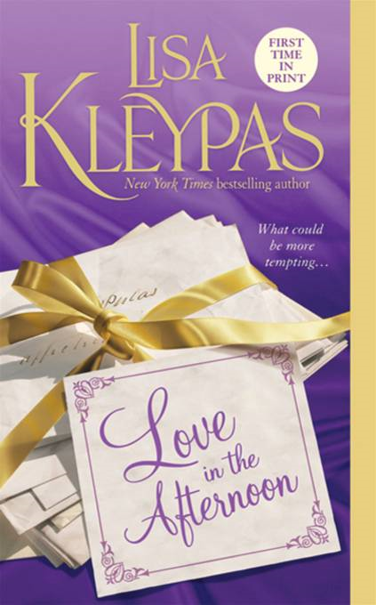 Love In The Afternoon By: Lisa Kleypas