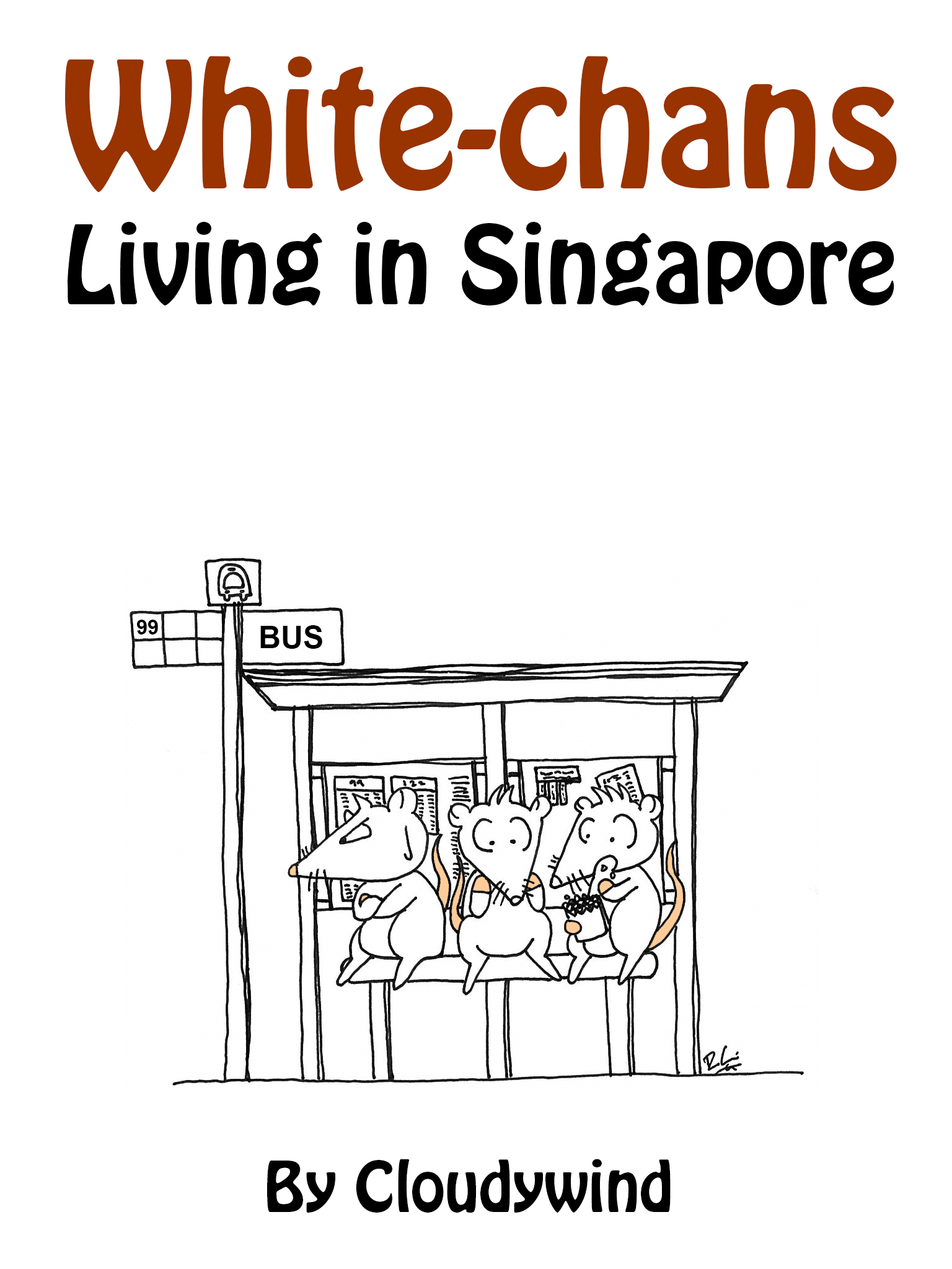White-chans Living in Singapore