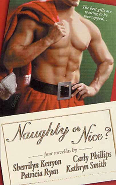 Cover Image: Naughty or Nice?