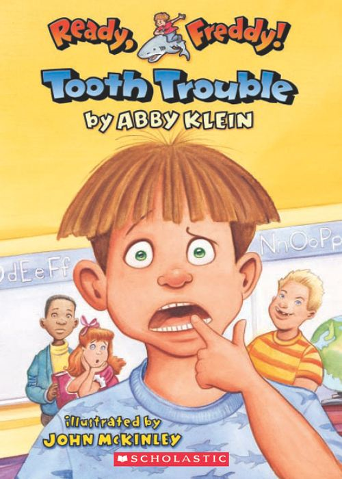 Ready Freddy! #1: Tooth Trouble