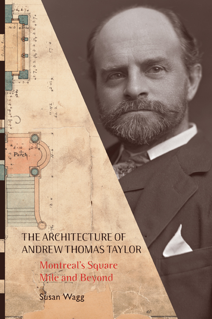 The Architecture of Andrew Thomas Taylor