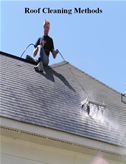 Roof Cleaning Methods