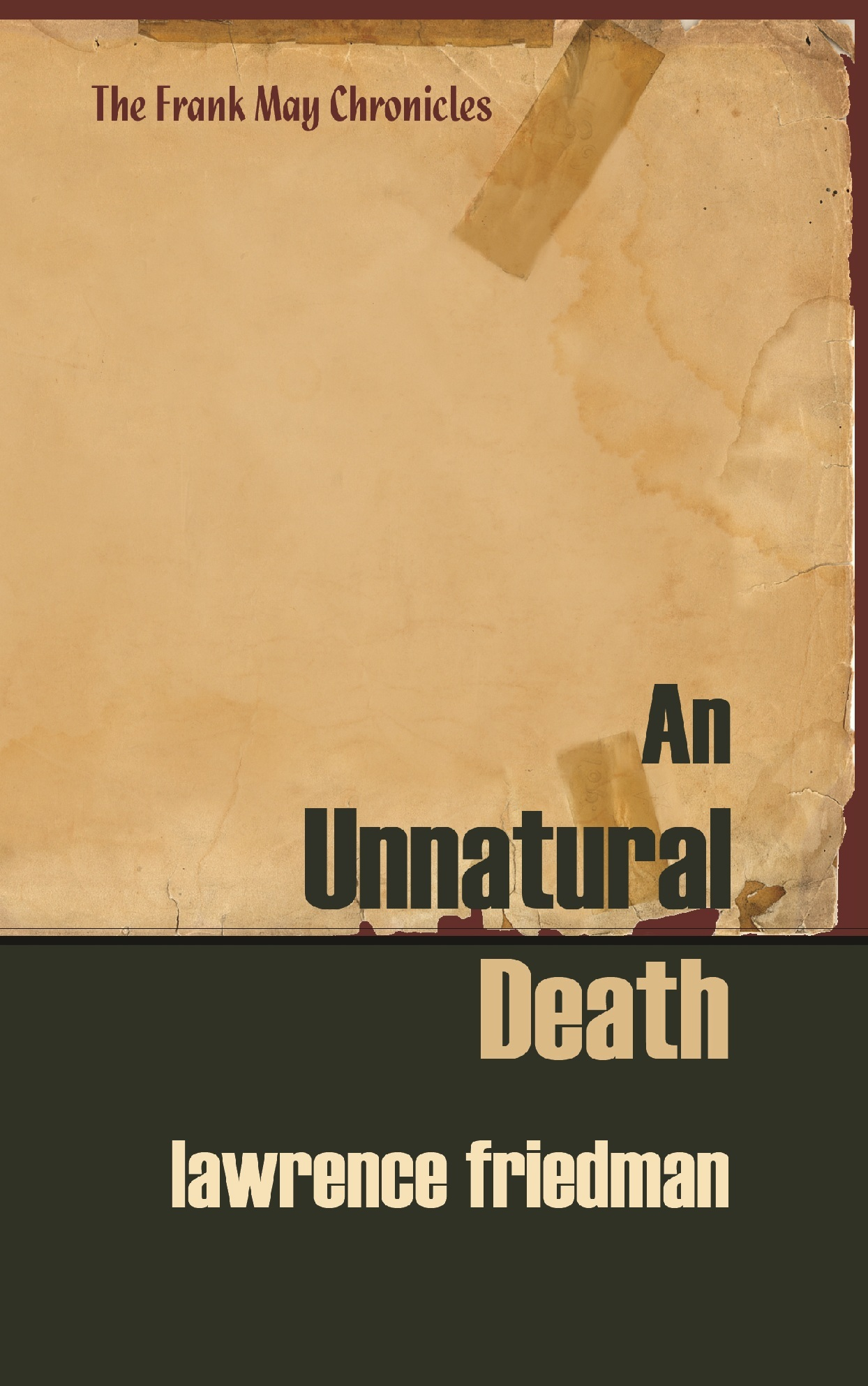 An Unnatural Death