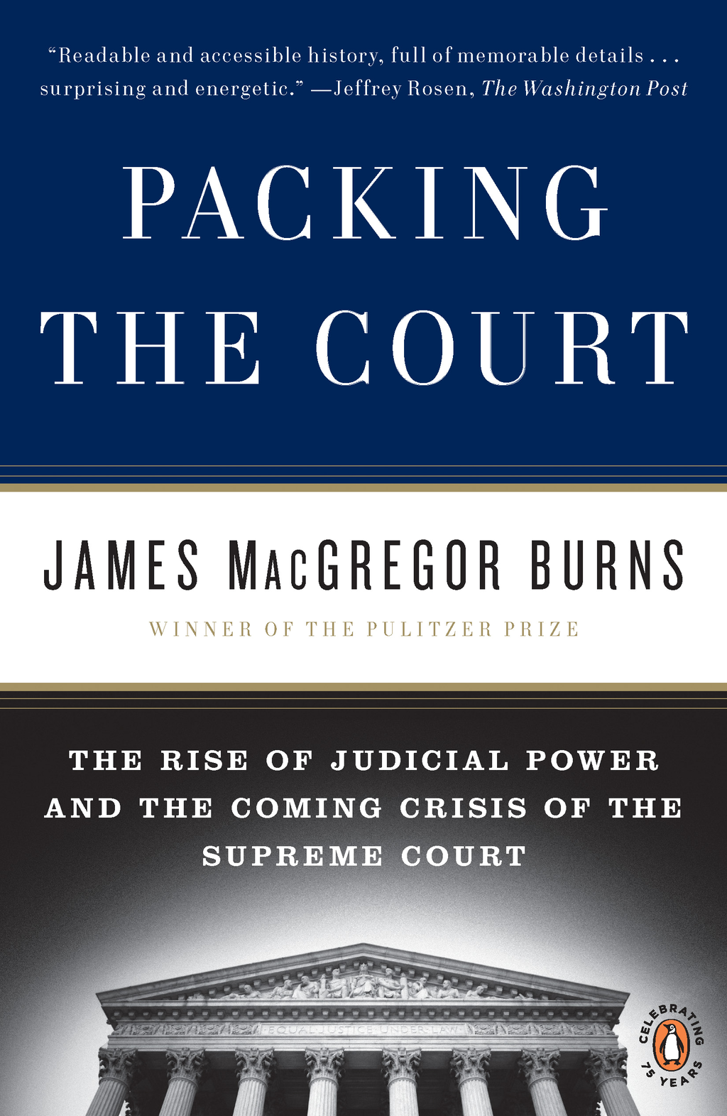 Packing the Court By: James MacGregor Burns