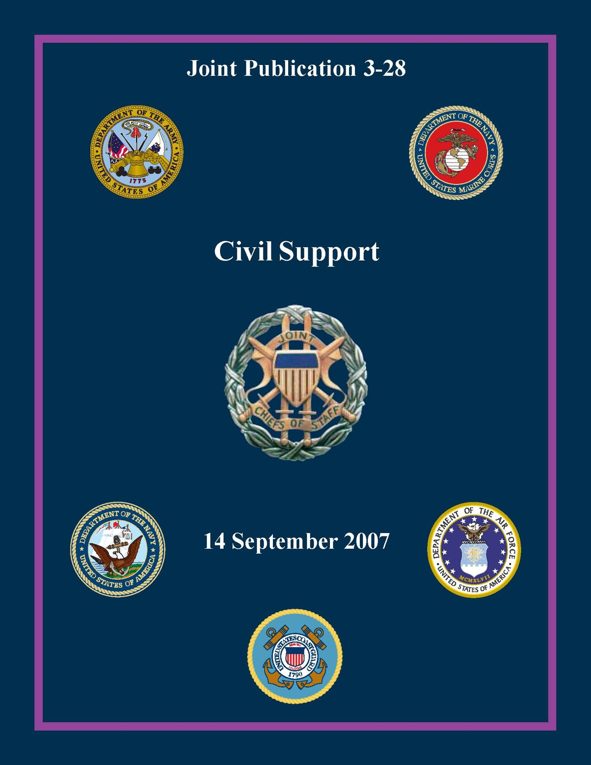 Civil-Military Operations: Joint Publication 3-57 By: Chairman of the Joint Chiefs of Staff