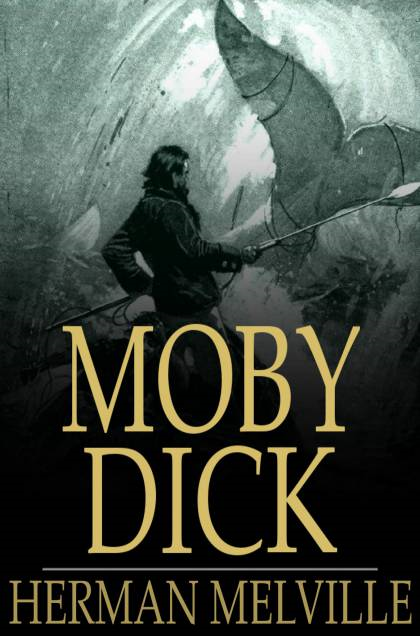 Cover Image: Moby Dick: Or, The Whale