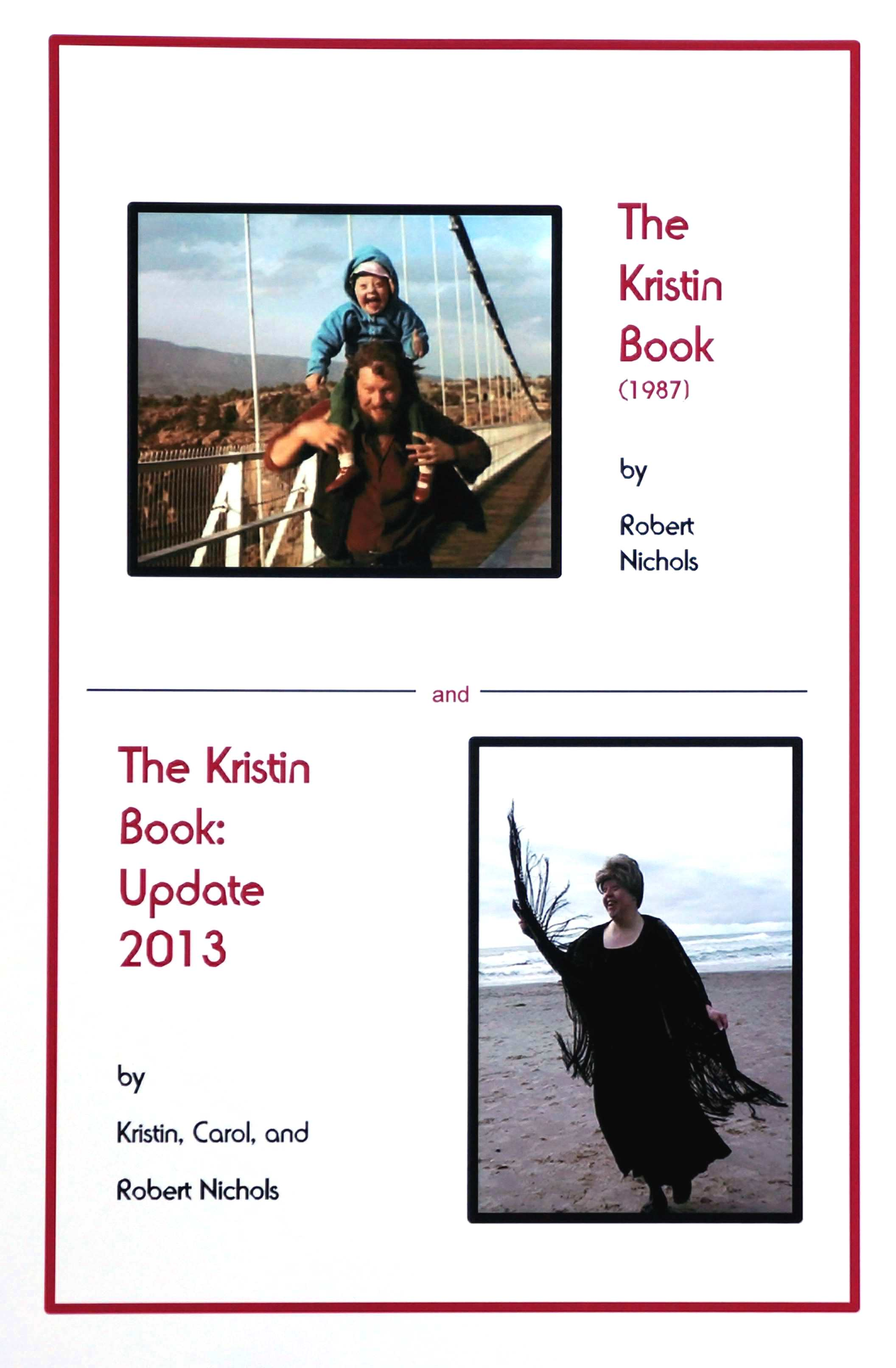The Kristin Book:  Update 2013