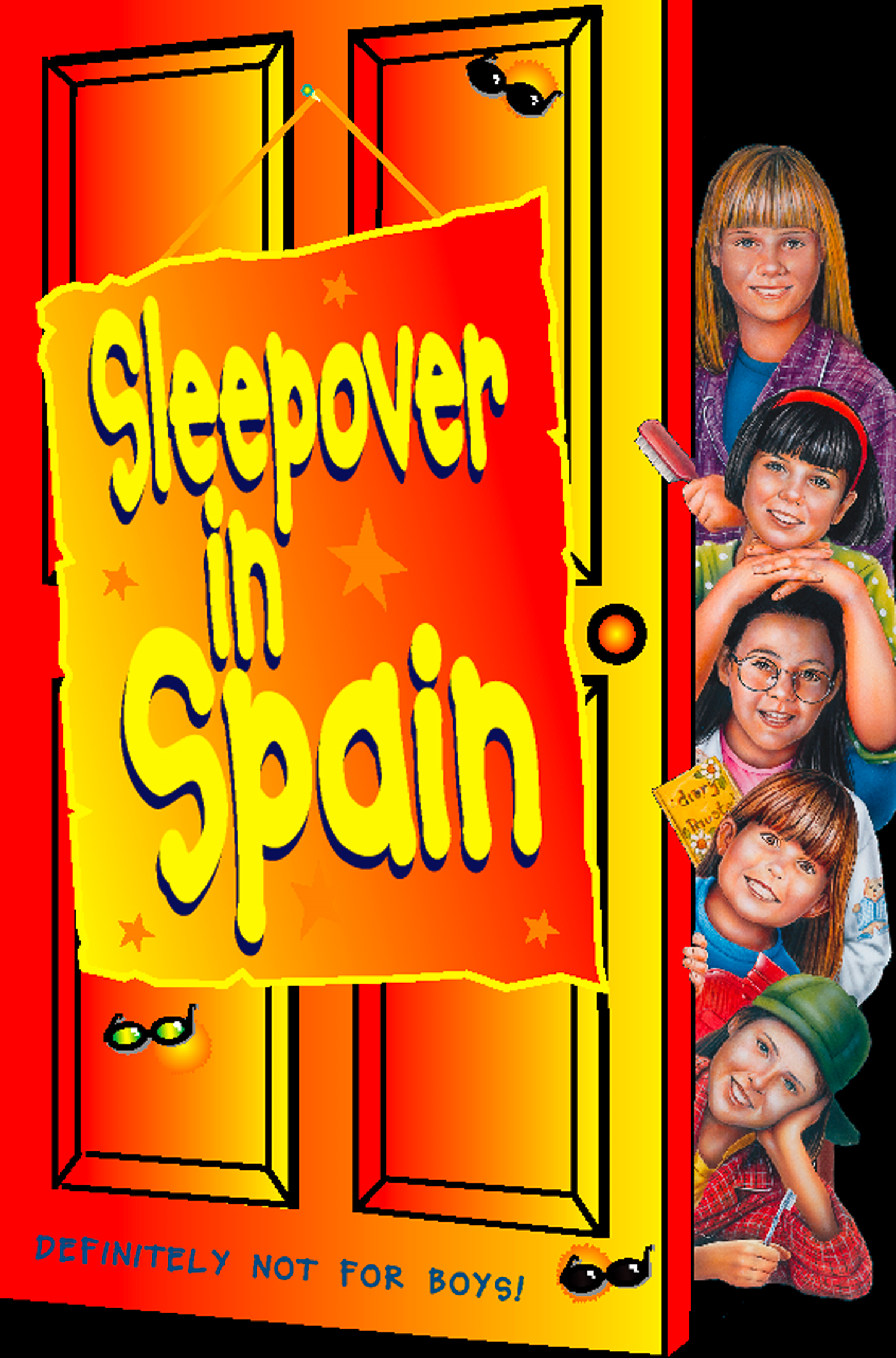 Sleepover in Spain (The Sleepover Club, Book 12)
