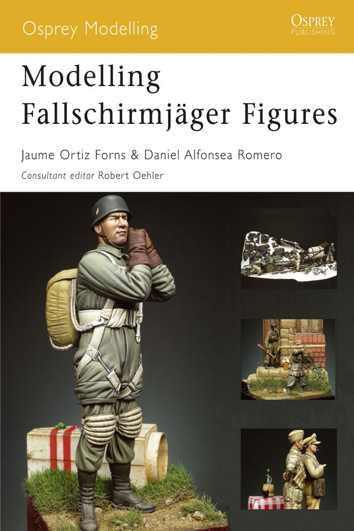 Modelling Fallschirmj�ger Figures
