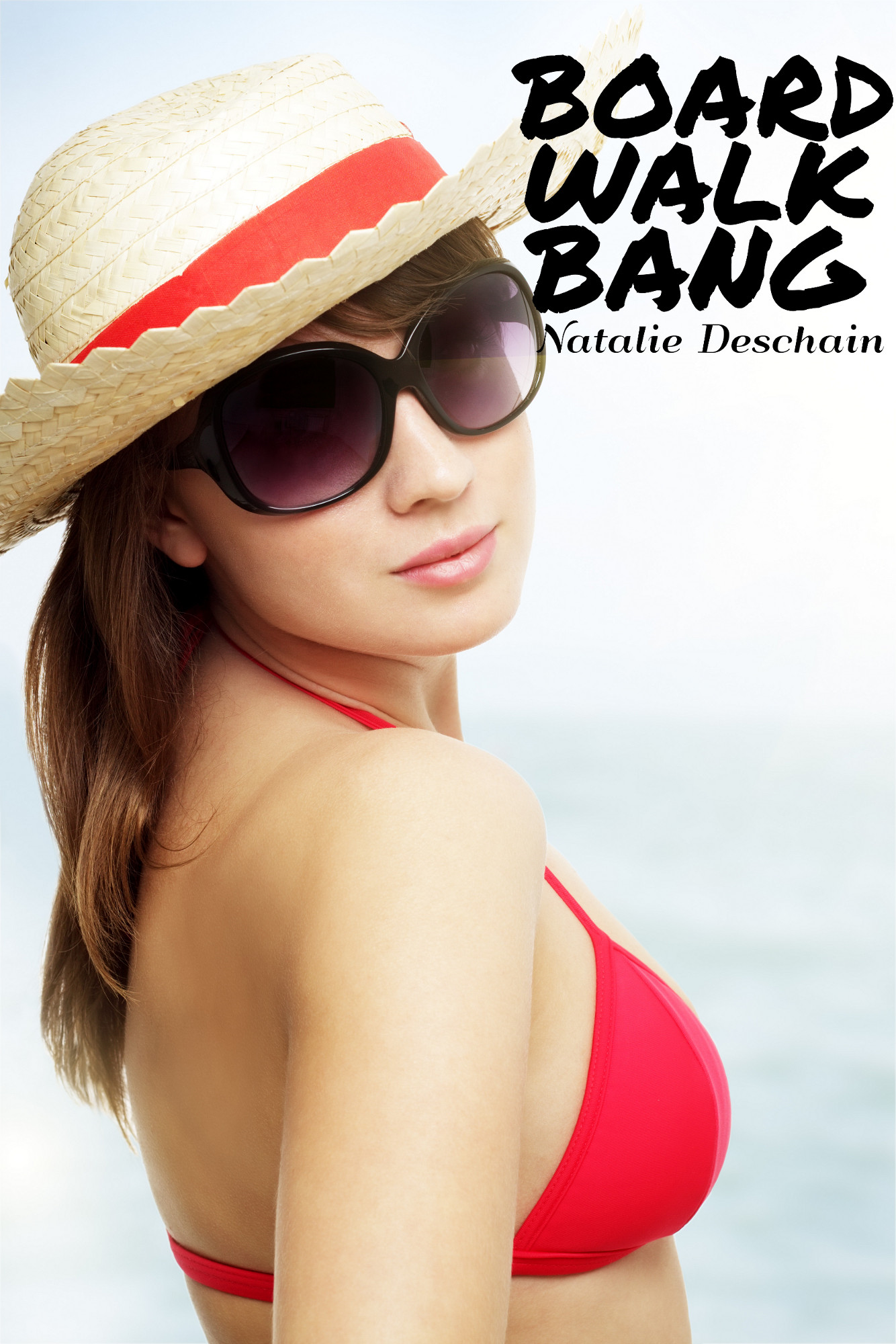 Boardwalk Bang (Gangbang, Older Woman Younger Men, Dominant Female, Cuckolding)