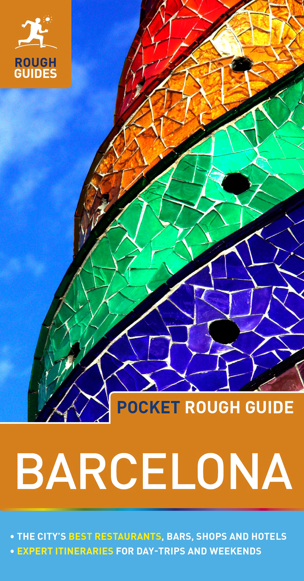 Pocket Rough Guide Barcelona