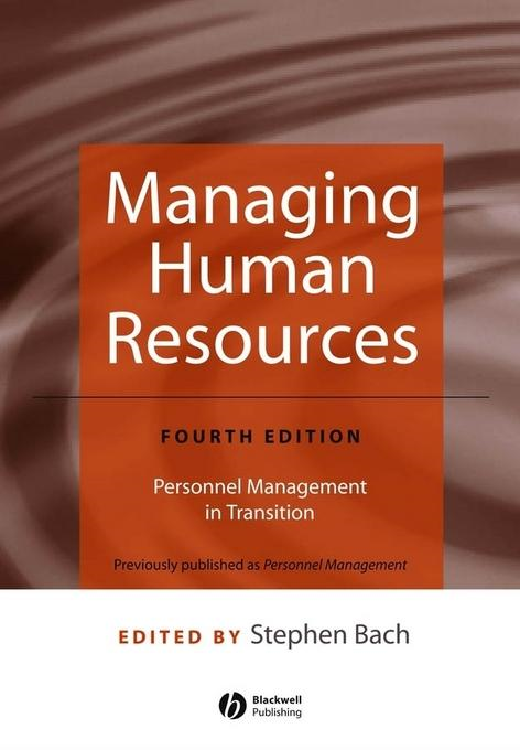 a reflection of human resource management