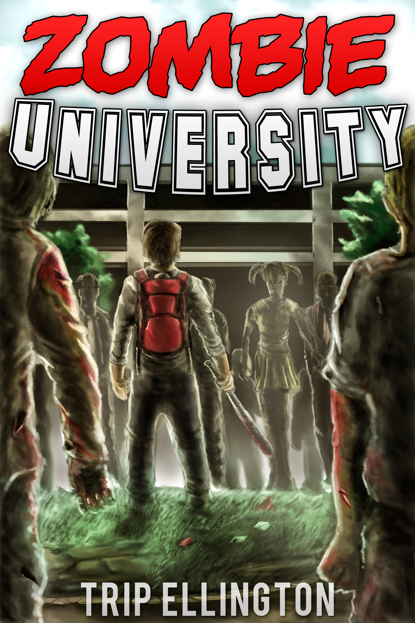 Zombie University (Scary Stories for Teens)