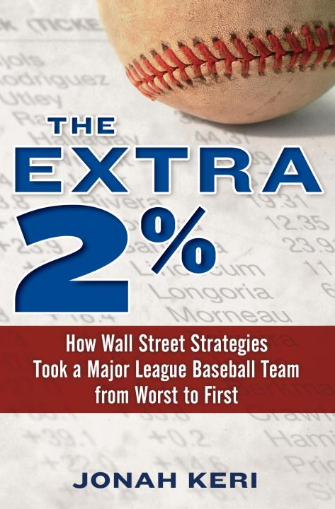 The Extra 2% By: Jonah Keri