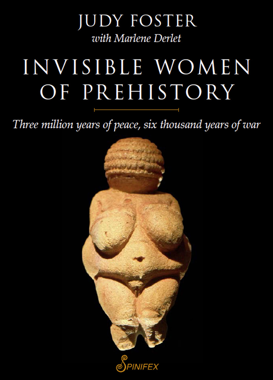 Book Cover: Invisible Women of Prehistory