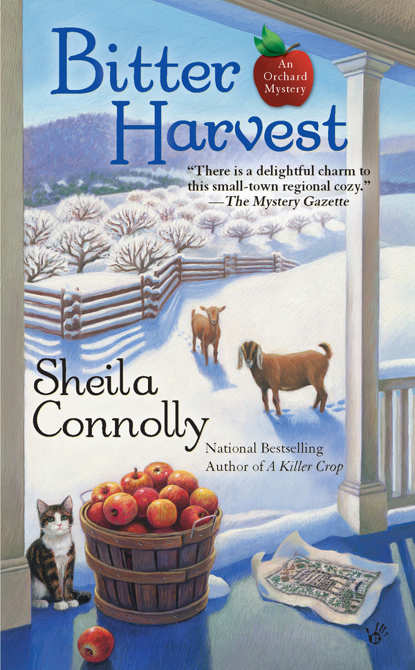 Bitter Harvest By: Sheila Connolly