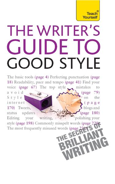 The Rules of Good Style