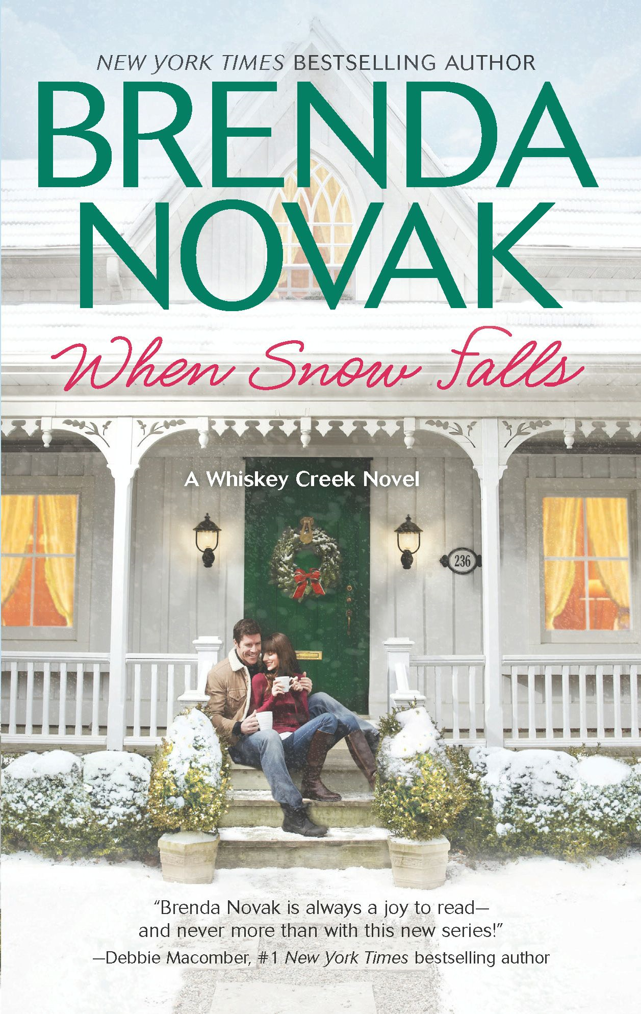When Snow Falls By: Brenda Novak