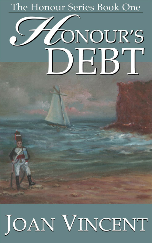 Honour's Debt  The Honour Series Book One