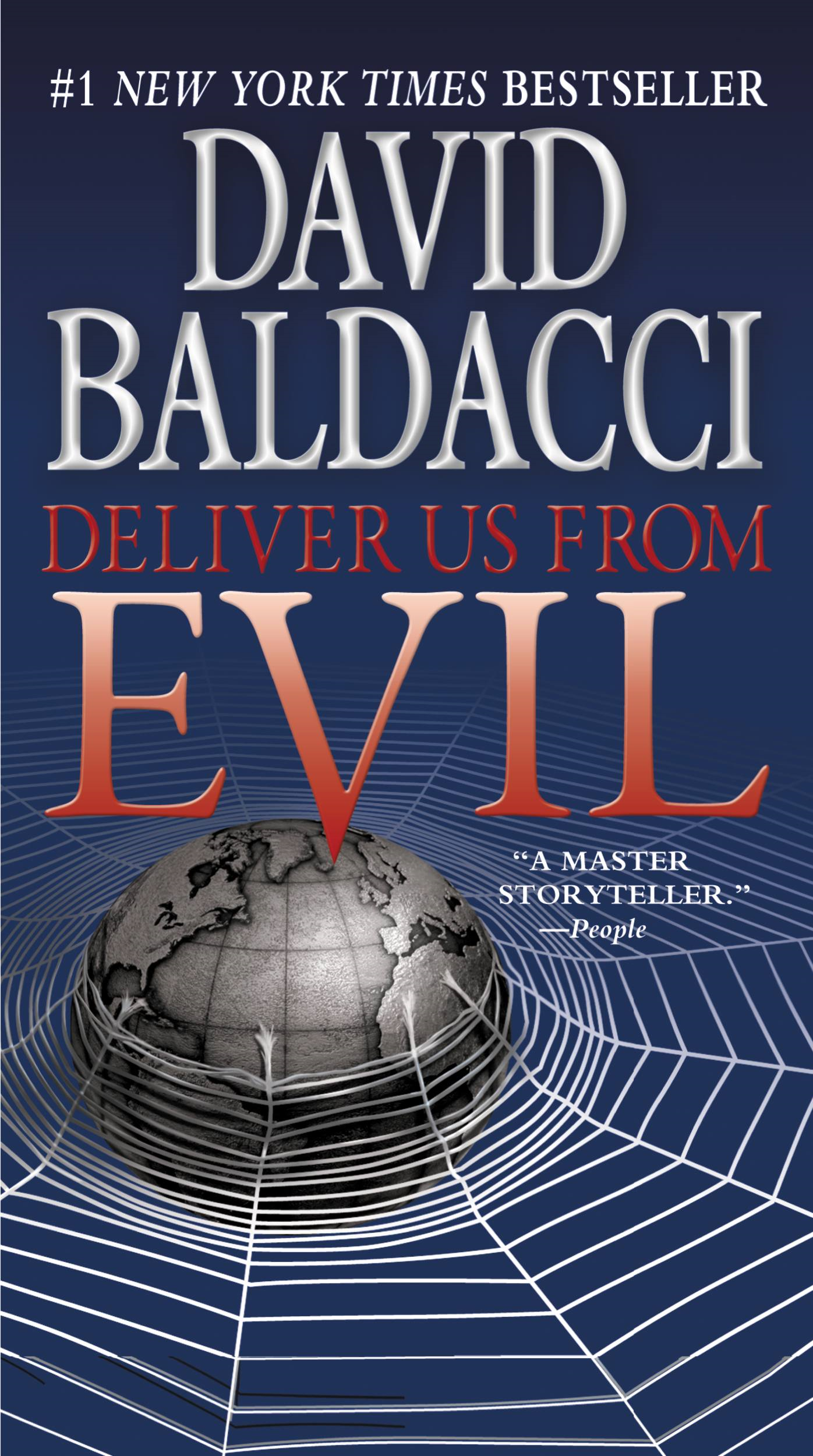 Deliver Us from Evil By: David Baldacci