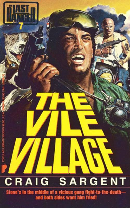 Last Ranger: The Vile Village - Book #7