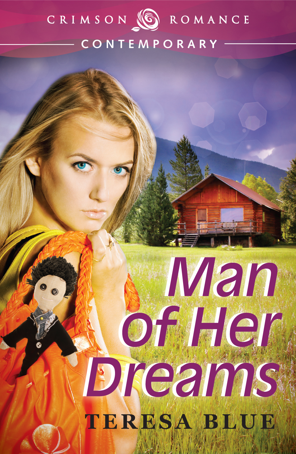 Man of Her Dreams By: Teresa Blue