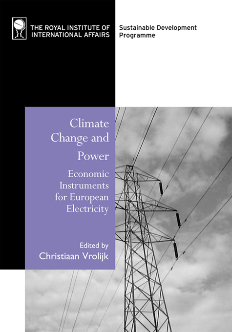 Climate Change and Power Economic Instruments for European Electricity