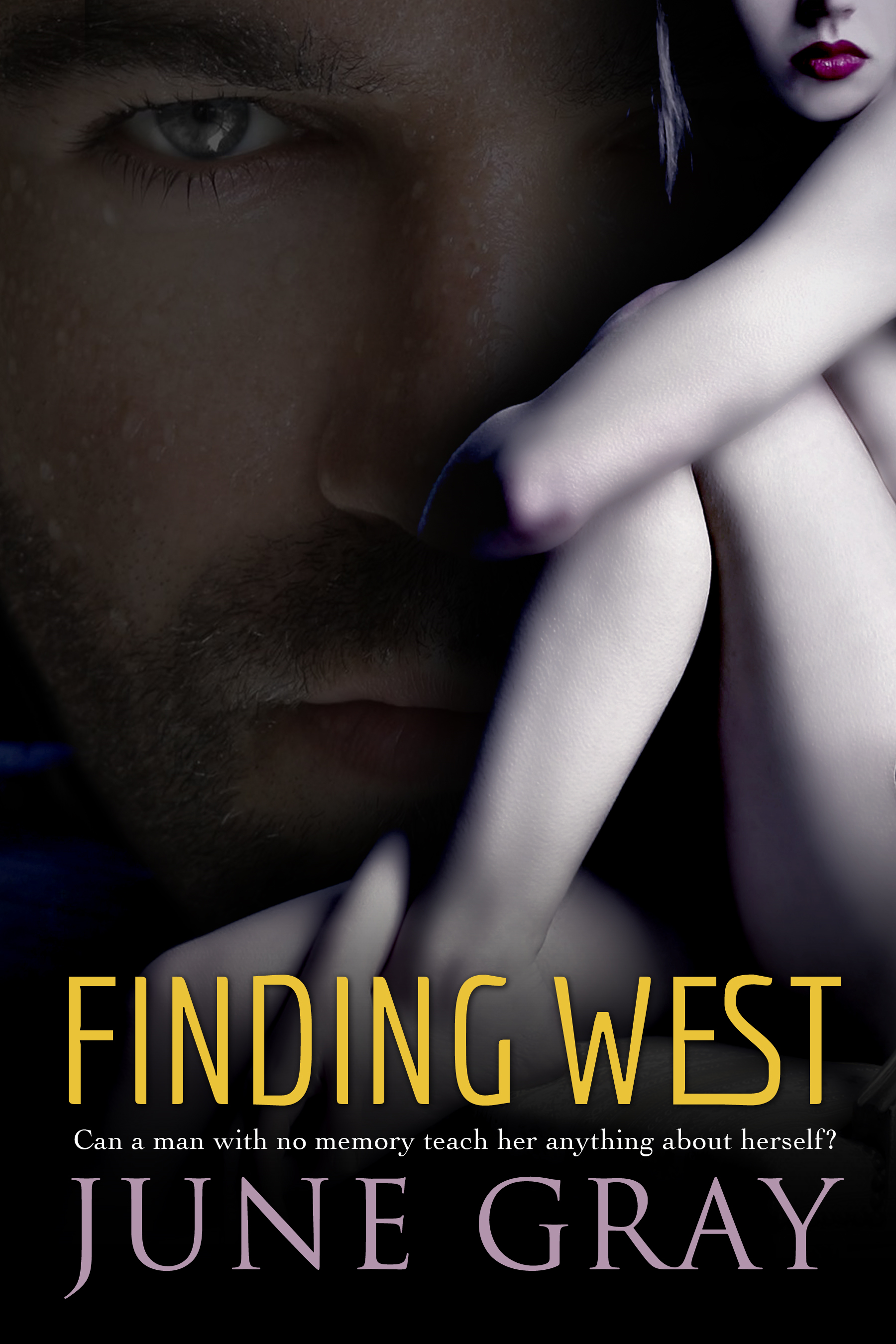 Finding West By: June Gray