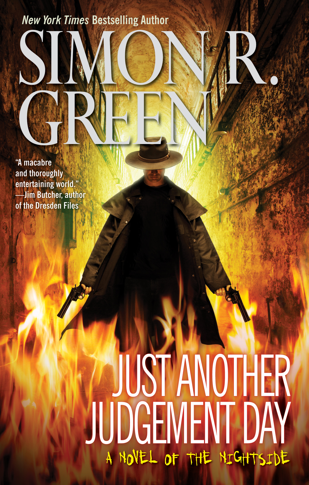 Just Another Judgement Day By: Simon R. Green