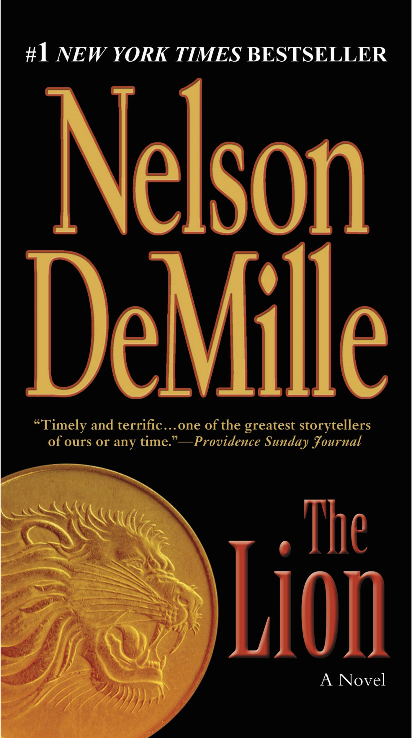 The Lion By: Nelson DeMille