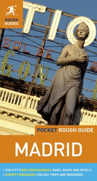 Pocket Rough Guide Madrid By: Rough Guides