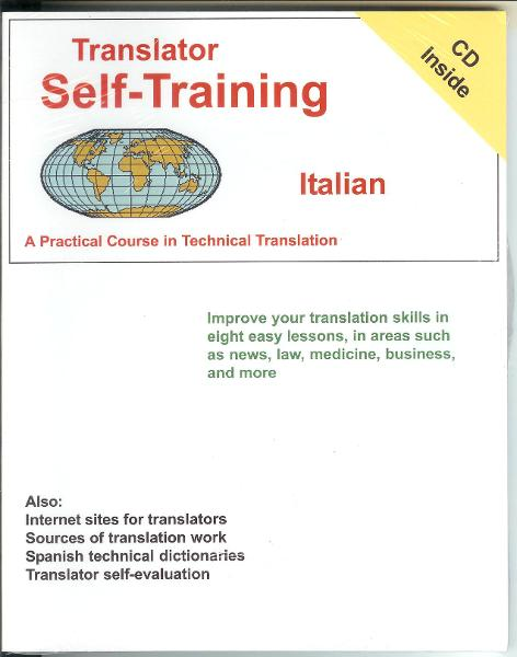 Translator Self-Training--Italian