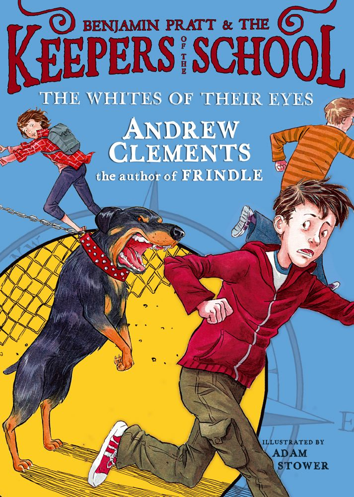 The Whites of Their Eyes By: Andrew Clements,Adam Stower