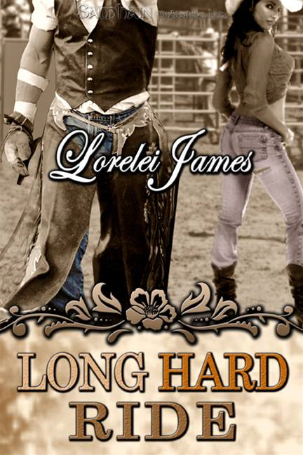 Book Cover: Long Hard Ride