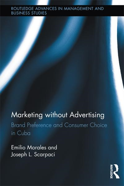 Marketing without Advertising